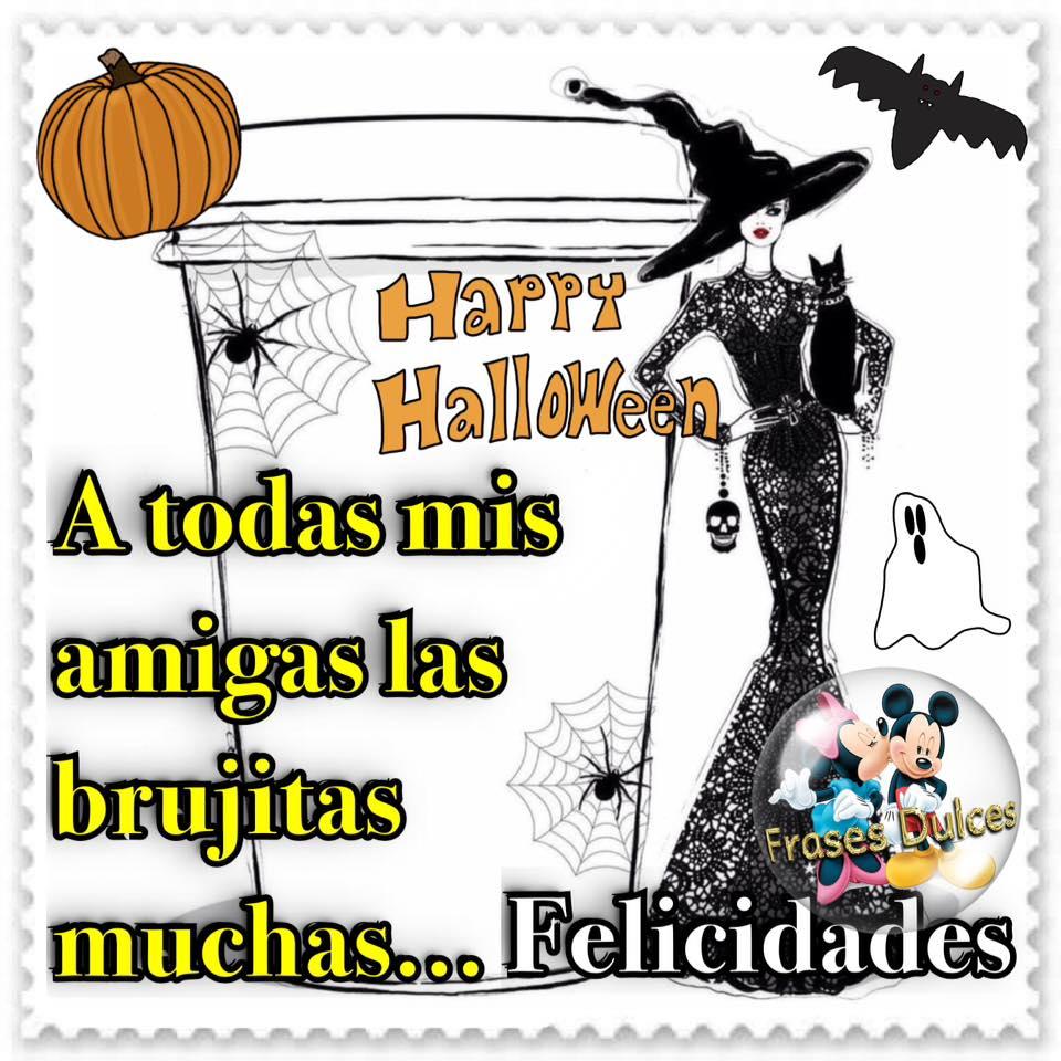 Whatsapp Para Enviar La Noche De Halloween Cosas Divertidas