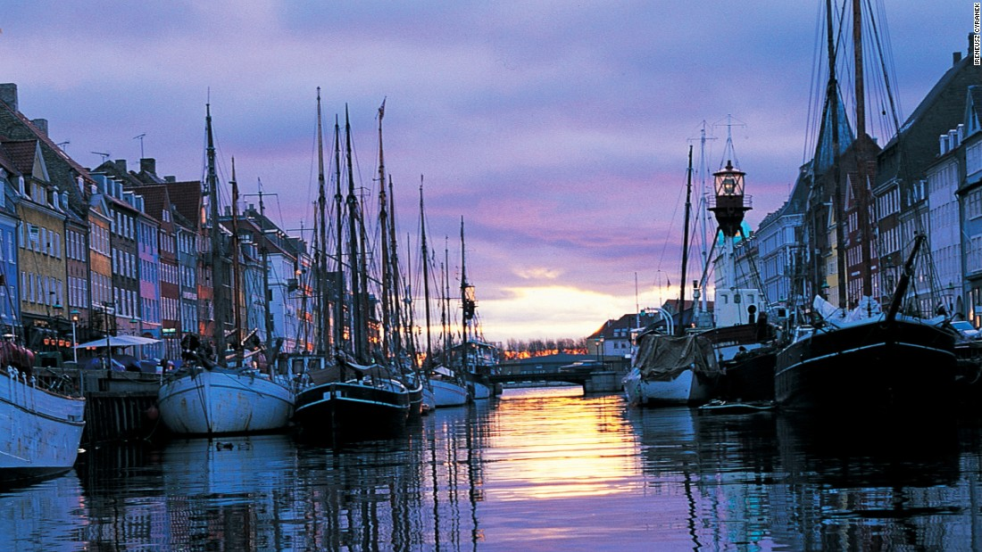 Most Beautiful Places In Denmark Most Beautiful Places