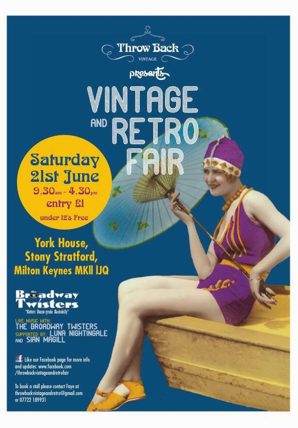 celebrate the longest day of the year with a vintage fair