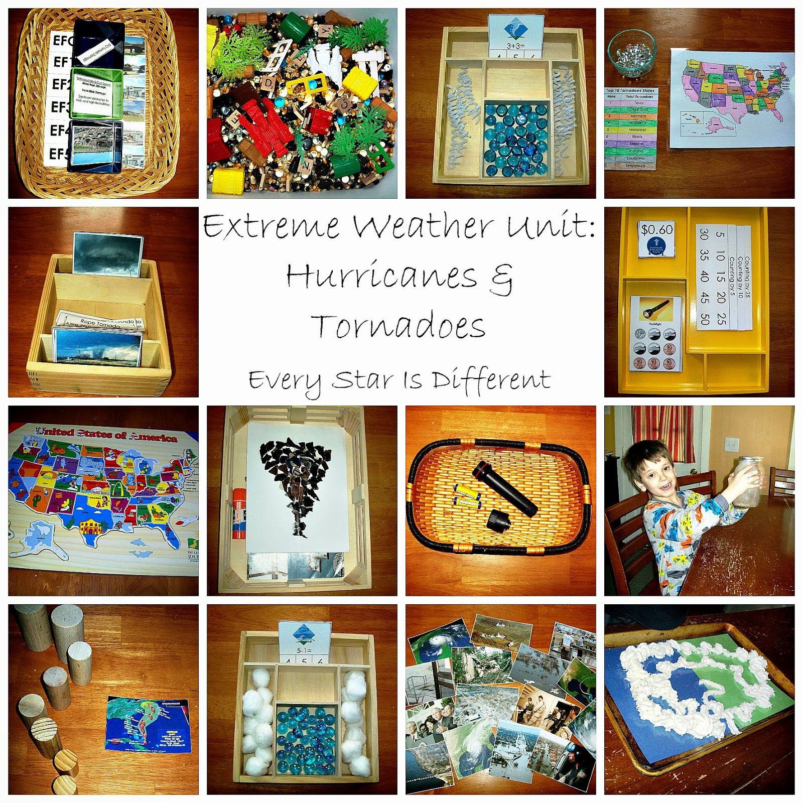 Hurricanes and Tornadoes Unit