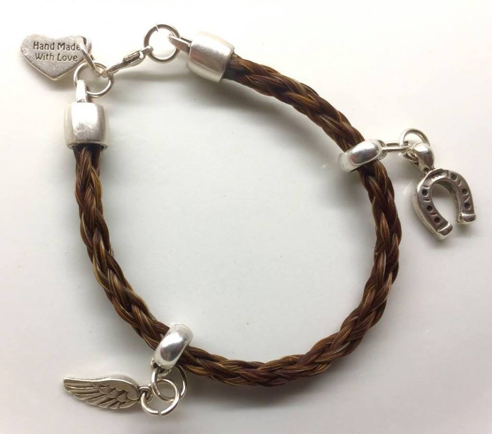 The horsehair bracelet project horse hair bracelet solutioingenieria Images