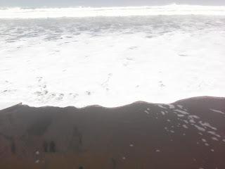 Indonesia Pantai parangkritis