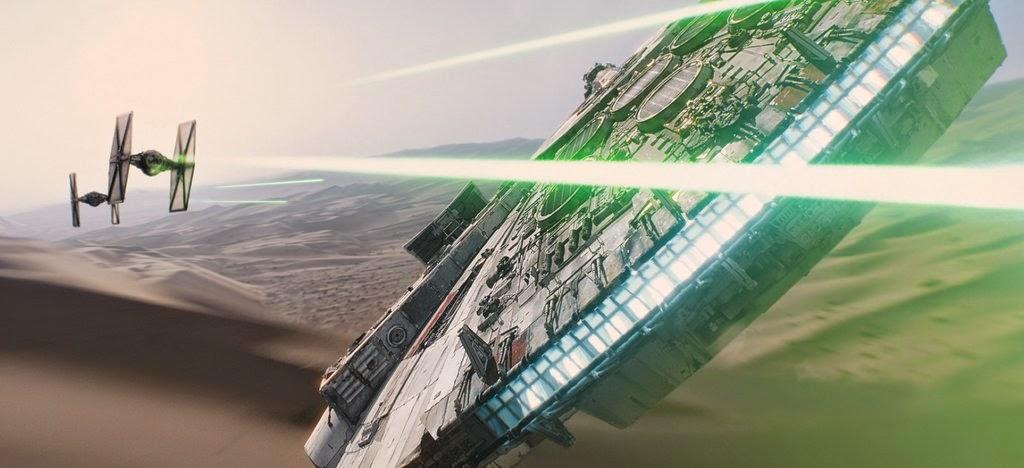 Star Wars Episode VII movieloversreviews.filminspector.com