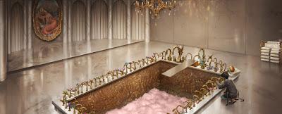 Il bagno dei Prefetti (Momento 1)