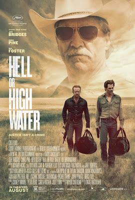 Oscarová nominace na nejlepší film 2017 - Hell or High Water