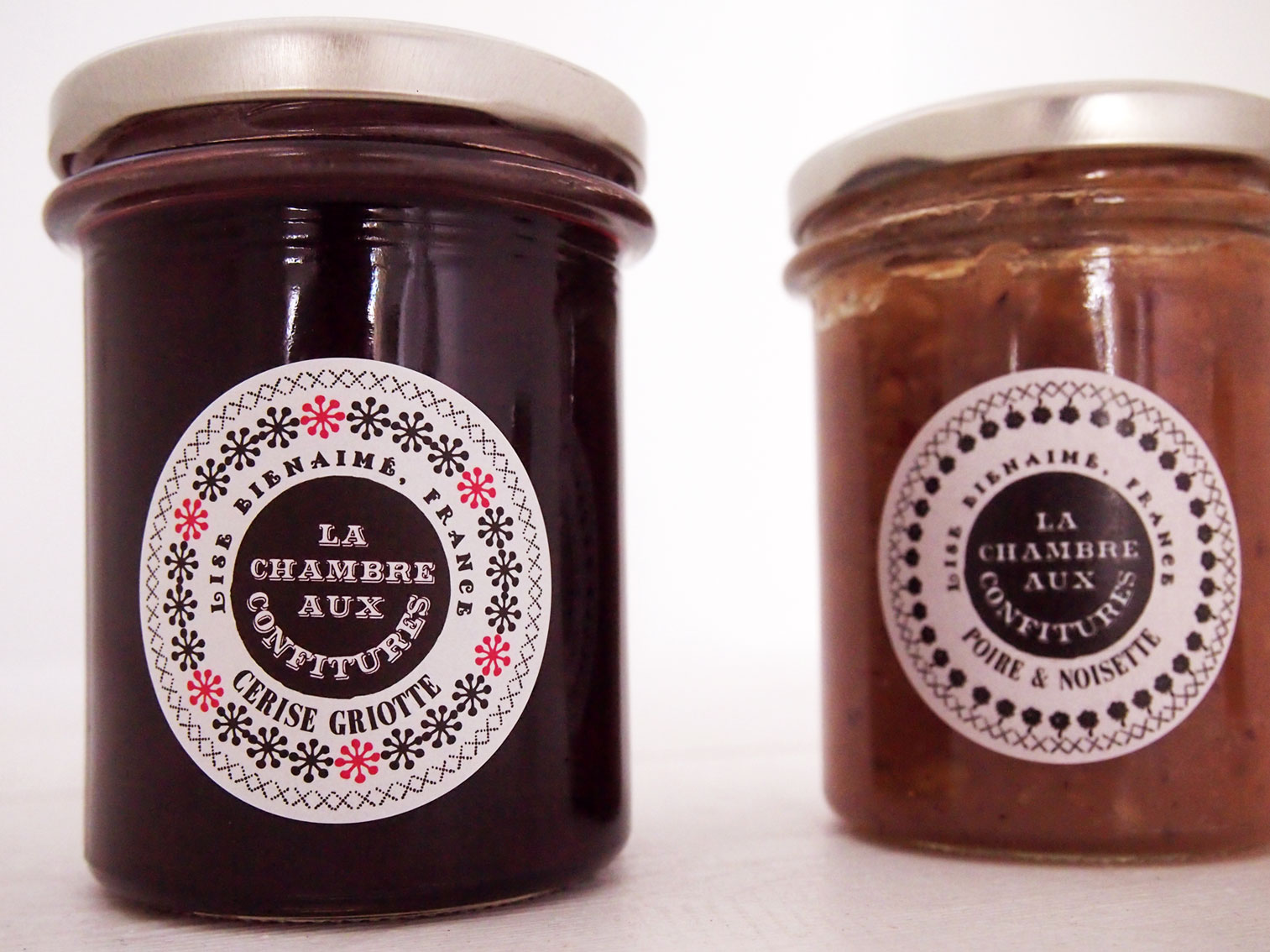Girl with camera la chambre aux confitures so delicious jams for La chambre aux confitures