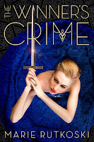 The Winner's Crime by Marie Rutkoski book cover and review