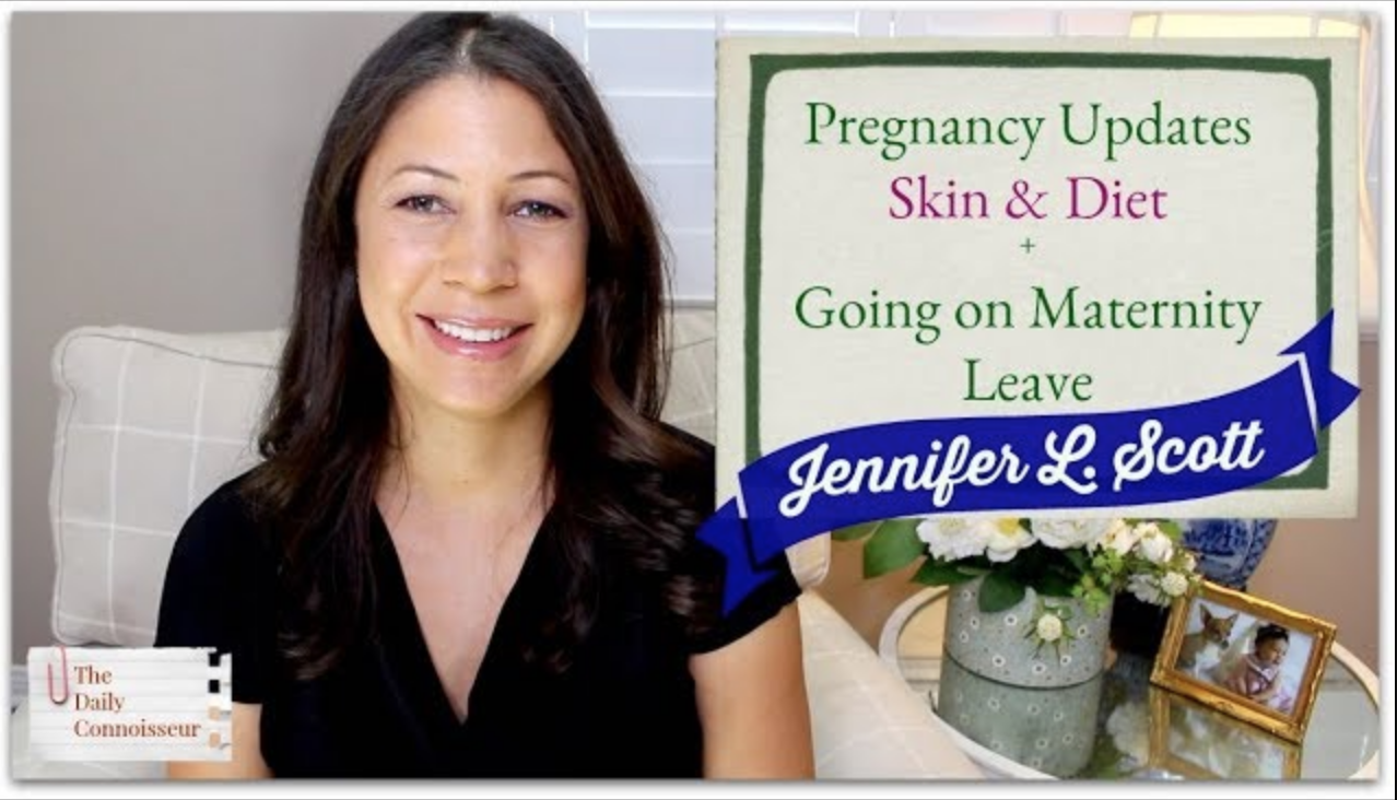 Pregnancy Updates Skin Diet Going On Maternity Leave The