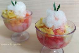 Resep Cara Membuat Es Serut Buah Segar Dengan Susu Yang Segar