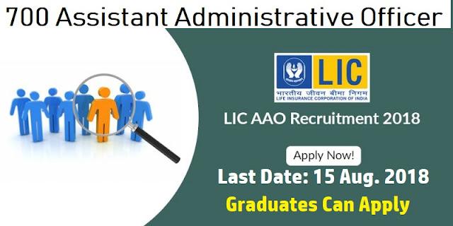lic aao recruitment