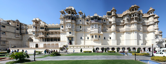 City Palace,Udaipur