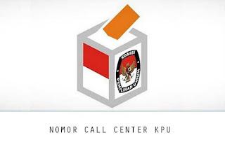 Nomor Call Center Komisi Pemilihan Umum