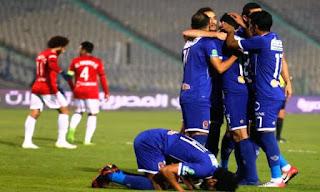 بالفيديو الاهلى يهزم النصر 4-صفر