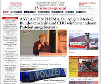 ASYLANTEN THEMA, Dr. Angela Merkel, Bundeskanzlerin und CDU wird von anderen Parteien ausgebremst  http://tvueberregional.de/asylanten-thema-dr-angela-merkel-bundeskanzlerin-und-cdu-wird-von-anderen-parteien-ausgebremst/