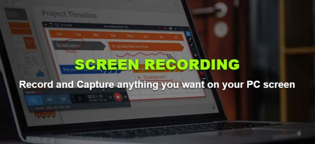 How to Easily Record your Desktop Screen with its Audio!