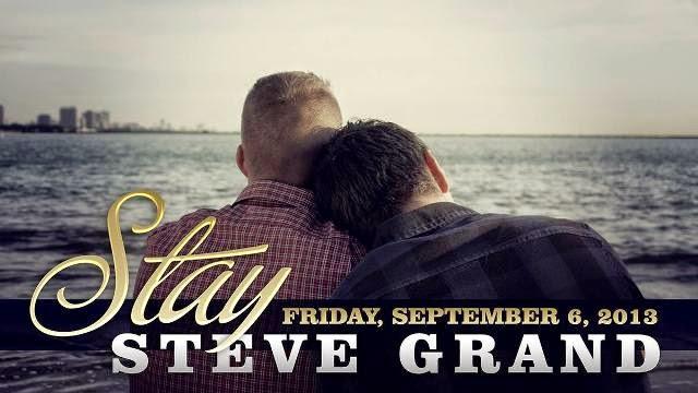 Steve Grand en Stay