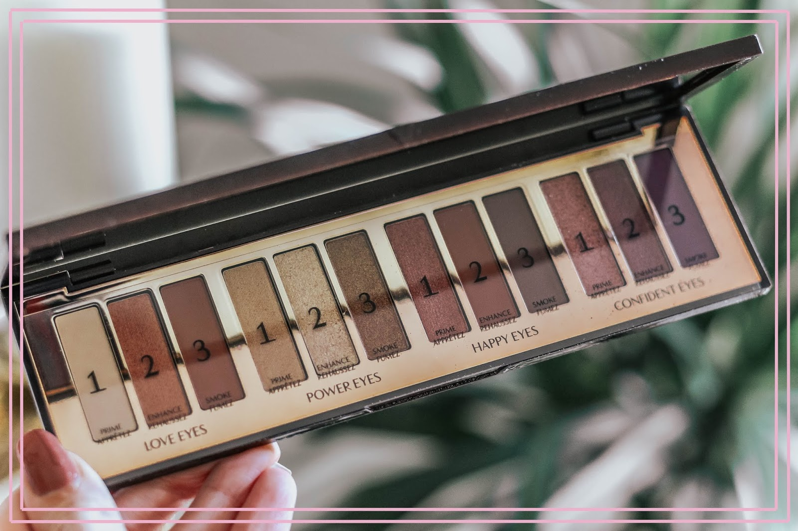 Charlotte Tilbury Stars In Your Eyes Palette Beauty Blog Review