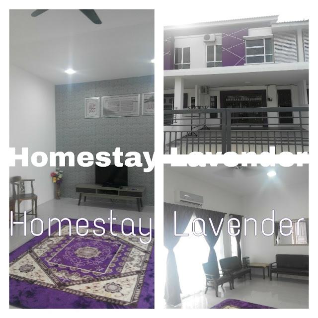 Homestay Lavender Seri Iskandar Perak