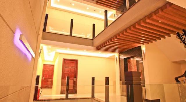 Thiết kế khách sạn 3 sao Valentine quận 5