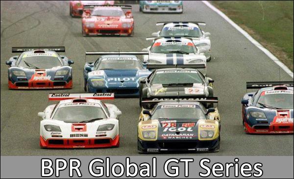 Sim Racing Mods by cosm1: BPR Global GT Series