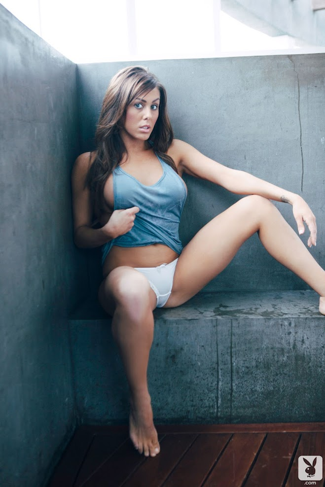 [Playboy Archives] Christina Ripple - Hypnotic / Little White Bow