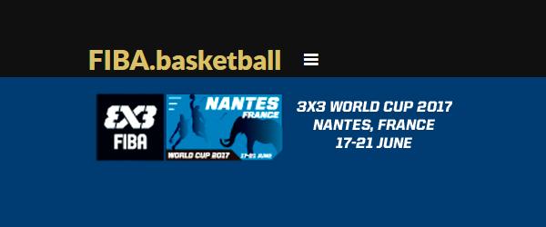 List of Philippine Team FIBA 3x3 World Cup 2017