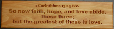 """Gift """"GOSPEL PLAQUES"""" To Your Loved Ones"""