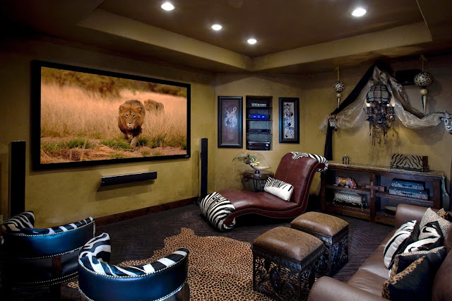 Create The Best Home Cinema Setup For A Small Room Theatre