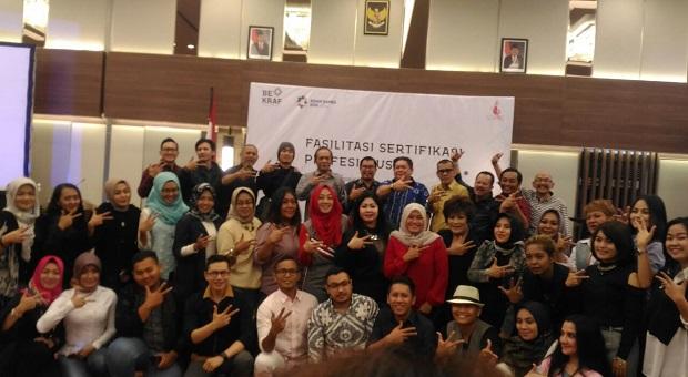 Peminat Sertifikasi Profesi Musik di Bandung Membludak