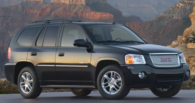 Gmc Envoy 2018 Best SUV Family