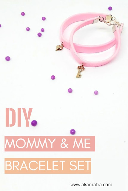 Mommy and me bracelet set tutorial
