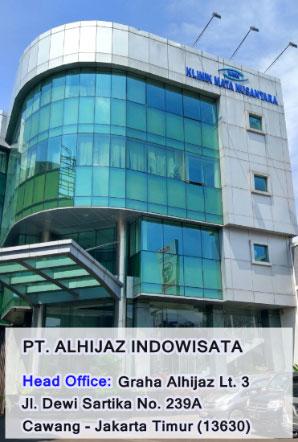 kantor alhijaz