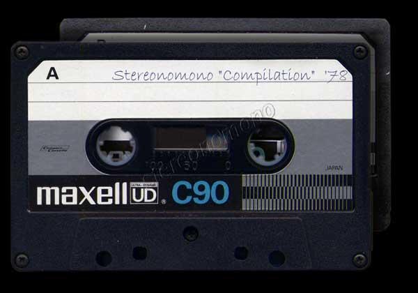 Stereonomono Hi Fi Compendium Maxell Ud Compact