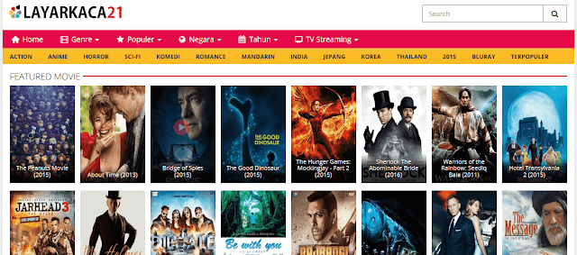 streaming film menggunakan MegaBox HD