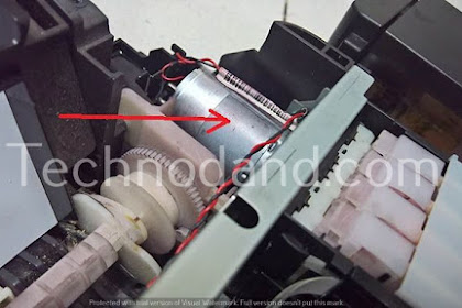 Komponen Penyebab General Error dan Paper Jam Printer Epson L Series [ L110 L210 L220 L300 L310 L360 L365 ]