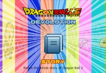لعبة قتال دراغون بول سوبر Dragon Ball Super Devolution