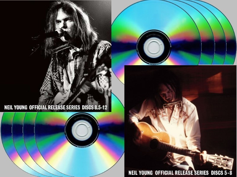 Neil Young Official Release Series 5 12 Im Mai Auch Auf Cd