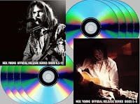Neil Young Official Release Series CD