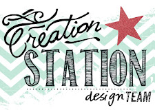 Creation Station Blog Hop - First Sunday of the month!