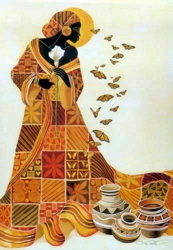 Voo da Alma - Keith Mallett e suas pinturas cheias de charme