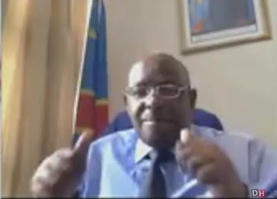 Ministre limogé RDC