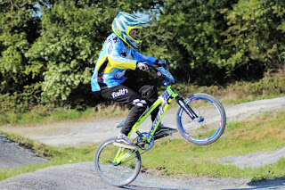 Nicholas Belfast city bmx club at Ratoath 2017 nps round 2