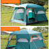 Outdoor Camel Family Large 6-8 People Tent