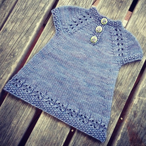 Primrose - Knitting Pattern