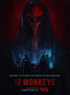 12 Monkeys Season 3 Poster