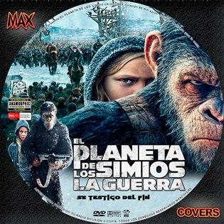 El Planeta De Los Simios La Guerra Galleta