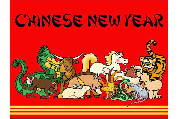 Chinese New Year 2019 SMS for Whatsapp, Facebook