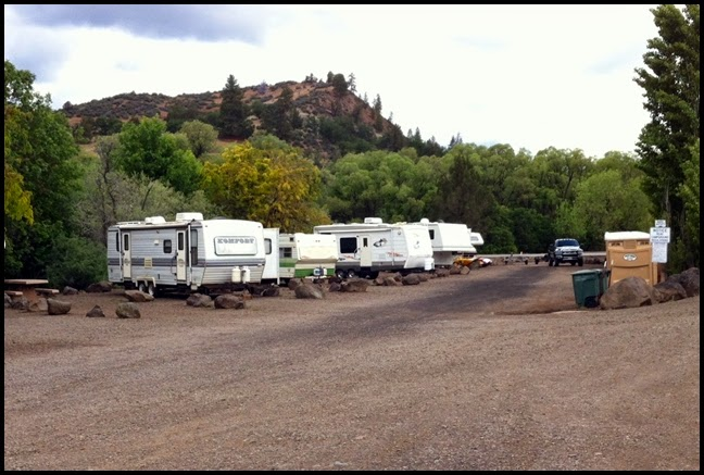 Camping Along I 5 Iron Gate Reservoir And Campgrounds