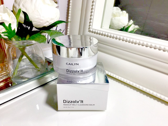 Cailyn Dissolv'It Makeup Melt cleansing Balm Review