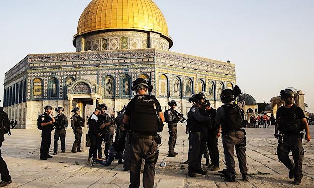 Cierran lugar sagrado de Israel